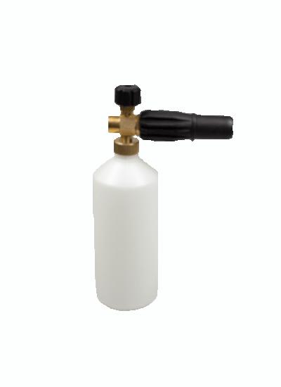 Froðustútur-og-flaska.