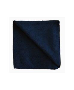 svartur microfiber klútur